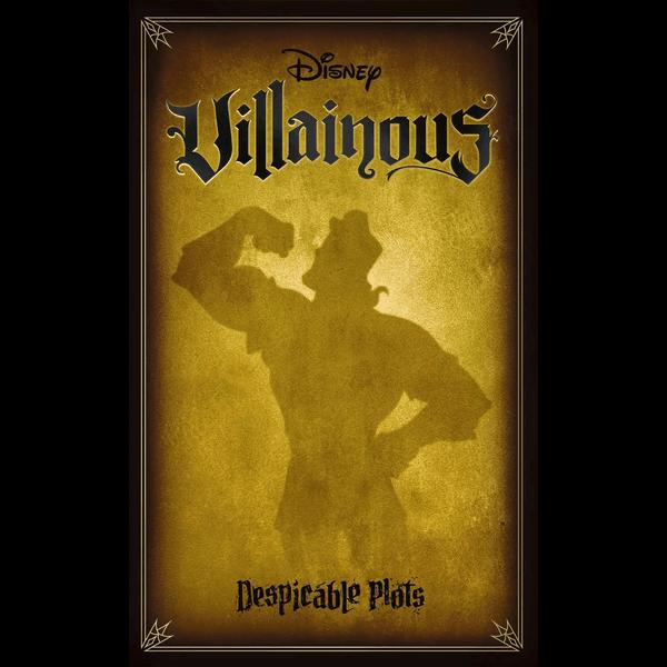 Ravensburger Disney Villainous: Despicable Plots