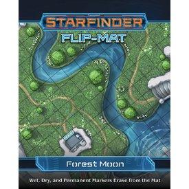 Paizo STARFINDER FLIP-MAT FOREST MOON