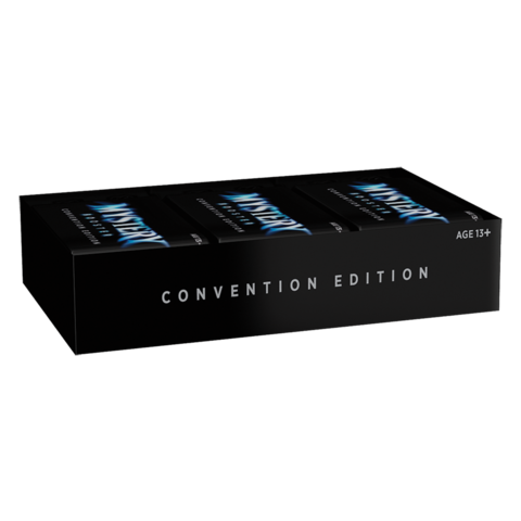 MTG Mystery Booster Convention Edition Box