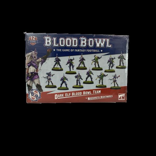 Blood Bowl Blood Bowl - The Naggaroth Nightmares