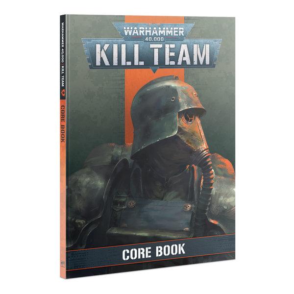Warhammer 40k KILL TEAM: CORE BOOK (FR)