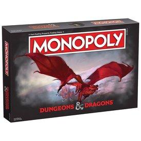 Hasbro Monopoly: Dungeons & Dragons