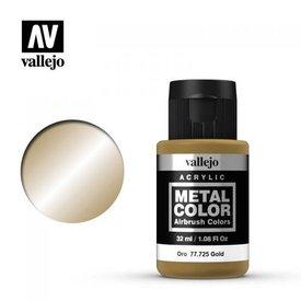 Vallejo VALLEJO METAL COLOR: GOLD