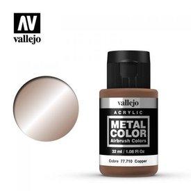 Vallejo VALLEJO METAL COLOR : COPPER