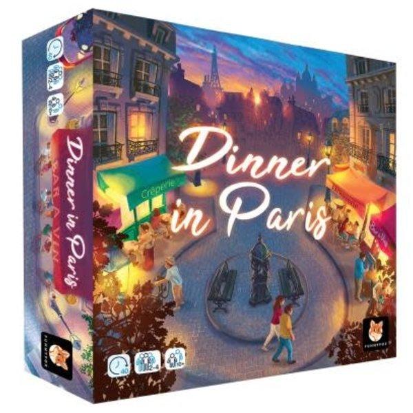 FUNNYFOX Dinner in Paris (FR)
