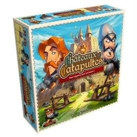 LUCKY DUCK GAMES Châteaux et Catapultes (FR)