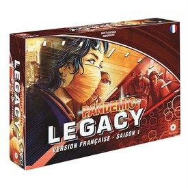 Z-MAN GAMES PANDEMIC LEGACY - SAISON 1 ROUGE (FR)