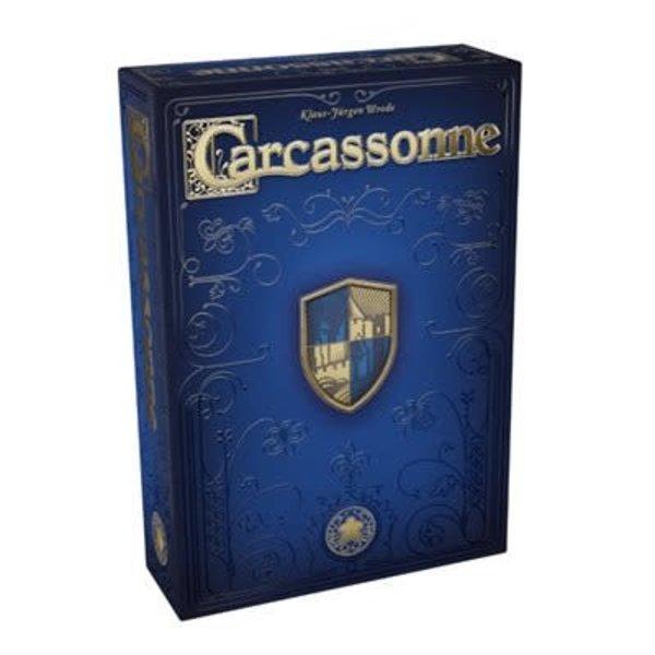 Z-MAN GAMES CARCASSONNE - 20E ANNIVERSAIRE (FR)