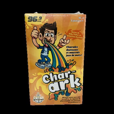 Char-Ark!