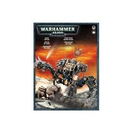 Warhammer 40k CHAOS SPACE MARINES DEFILER