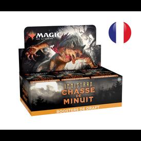 Wizards of the Coast MTG INNISTRAD CHASSE DE MINUIT BOITE BOOSTER DRAFT (FR) *DATE DE SORTIE 24 SEPTEMBRE*