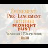 Pré-Lancement Innistrad Midnight Hunt (17 Septembre)