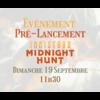 Pré-Lancement Innistrad Midnight Hunt (19 Septembre)