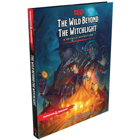 DND RPG WILD BEYOND THE WITCHLIGHT HC *DATE DE SORTIE 21 SEPTEMBRE*