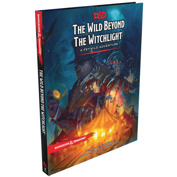 Wizards of the Coast DND RPG WILD BEYOND THE WITCHLIGHT HC *DATE DE SORTIE 21 SEPTEMBRE*