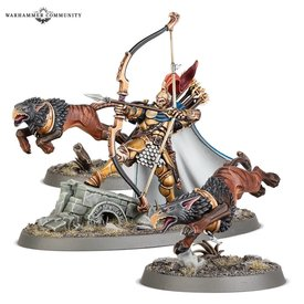 Age of Sigmar S/E: KNIGHT-JUDICATOR WITH GRYPH-HOUNDS