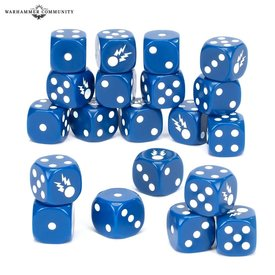 Age of Sigmar AGE OF SIGMAR: STORMCAST ETERNALS DICE