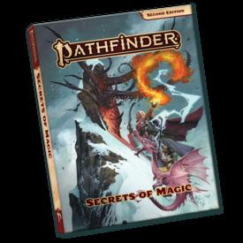 Paizo PATHFINDER 2E SECRETS OF MAGIC HC
