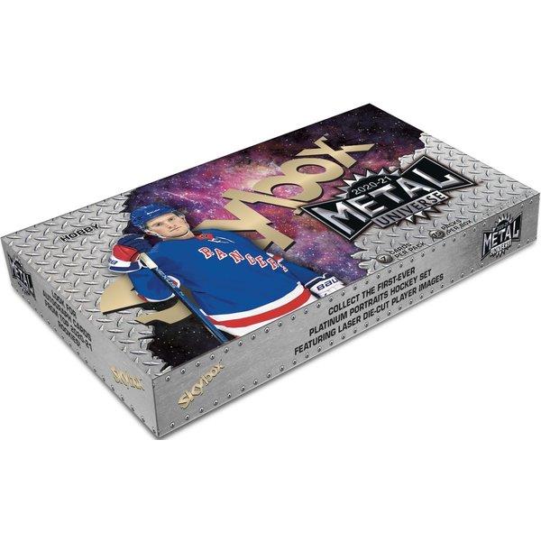 Upper Deck UD SKYBOX METAL UNIVERSE HOCKEY 20/21