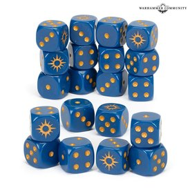 Age of Sigmar AOS: GRAND ALLIANCE ORDER DICE SET