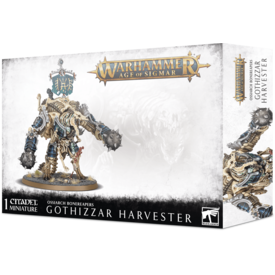 Age of Sigmar OSSIARCH BONEREAPERS GOTHIZZAR HARVESTER