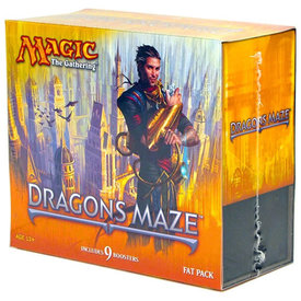 Wizards of the Coast MTG DRAGON'S MAZE FAT PACK (BUNDLE)