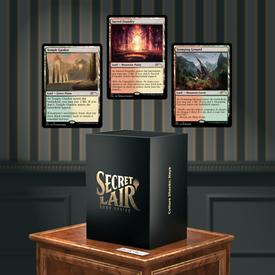 Wizards of the Coast MTG Secret Lair - Culture Shocks: Naya