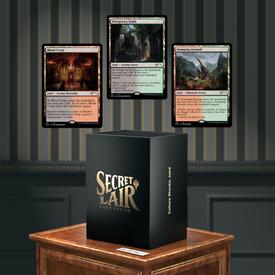 Wizards of the Coast MTG Secret Lair - Culture Shocks: Jund