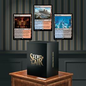 Wizards of the Coast MTG Secret Lair - Culture Shocks: Grixis