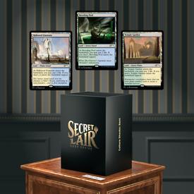 Wizards of the Coast MTG Secret Lair - Culture Shocks: Bant