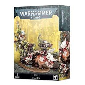 Warhammer 40k ORKS: KILL RIG *DATE DE SORTIE 2 OCTOBRE*