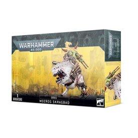 Warhammer 40k ORKS: MOZROG SKRAGBAD *DATE DE SORTIE 2 OCTOBRE*