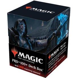 Ultra Pro UP COMBO D-BOX D-PRO MTG MIDNIGHT HUNT V2 100+