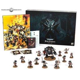 Warhammer 40k BLACK TEMPLARS ARMY SET (EN)