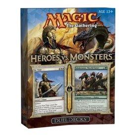 Wizards of the Coast MTG Heroes vs Monsters Duel Decks