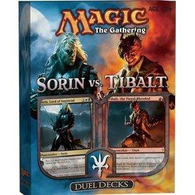Wizards of the Coast MTG Sorin vs Tibalt Duel Decks