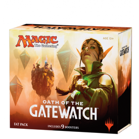 Wizards of the Coast MTG Fat Pack Oath of the Gatewatch