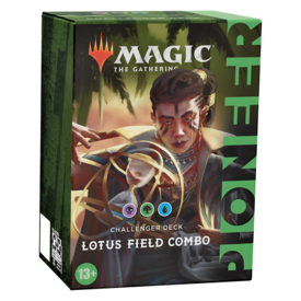 Wizards of the Coast MTG PIONEER CHALLENGER DECK 2021 - Lotus Field Combo