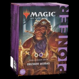 Wizards of the Coast MTG PIONEER CHALLENGER DECK 2021 - Orzhov Auras