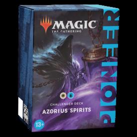 Wizards of the Coast MTG PIONEER CHALLENGER DECK 2021 - Azorius Spirits