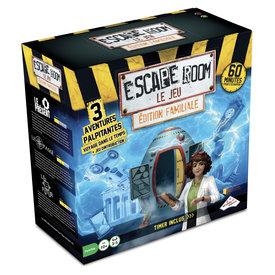 Gladius Escape Room – Coffret Voyage dans le temps (Édition Familiale)