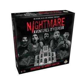 Gladius Nightmare Aventures d'horreur – Bienvenue au Manoir Crafton