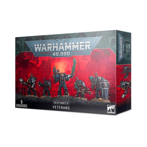 Warhammer 40k DEATHWATCH VETERANS
