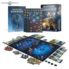 Warhammer Underworlds WH UNDERWORLDS: HARROWDEEP (FR)