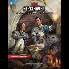 Wizards of the Coast DND RPG STRIXHAVEN CURRICULUM OF CHAOS *DATE DE SORTIE 7 DÉCEMBRE*