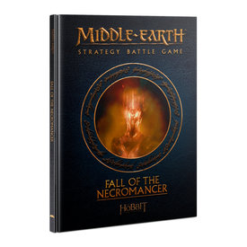 Lord of the Ring M-E SBG:FALL OF THE NECROMANCER (HB) EN *DATE DE SORTIE 30 OCTOBRE*