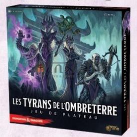 Gale Force Nine Les Tyrans de l'Ombreterre