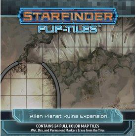 Paizo STARFINDER FLIP-TILES: CITY ALIEN PLANET RUINS EXP