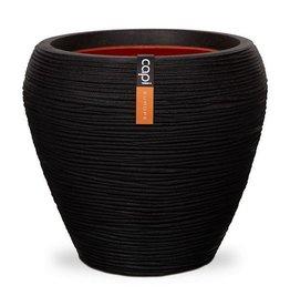 Capi Indoor / Outdoor - Vase Taper Round Rib