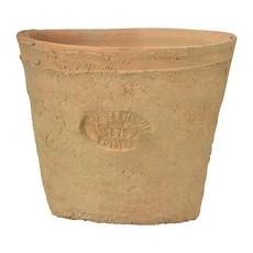 Esschert AT 24 pots in wooden crate. Terra cotta